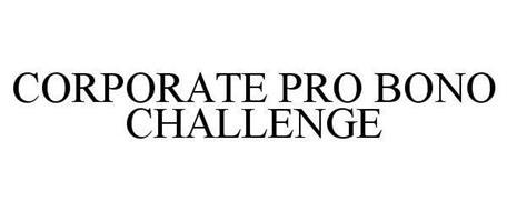 CORPORATE PRO BONO CHALLENGE