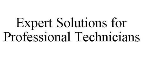 EXPERT SOLUTIONS FOR PROFESSIONAL TECHNICIANS