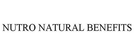 NUTRO NATURAL BENEFITS