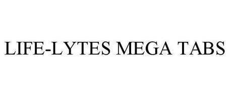 LIFE-LYTES MEGA TABS