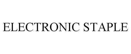 ELECTRONIC STAPLE