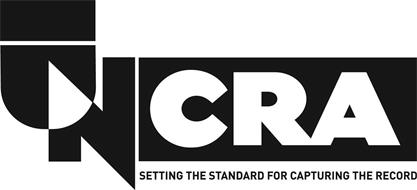 NCRA SETTING THE STANDARD FOR CAPTURINGTHE RECORD