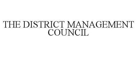 DISTRICT MANAGEMENT COUNCIL