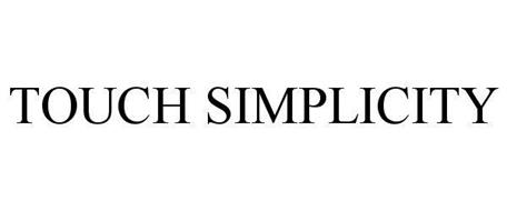 TOUCH SIMPLICITY