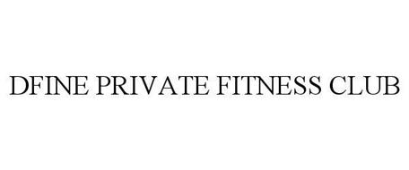 DFINE PRIVATE FITNESS CLUB