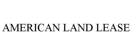 AMERICAN LAND LEASE