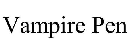 VAMPIRE PEN