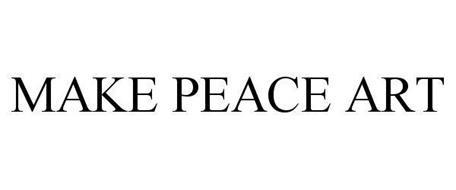 MAKE PEACE ART