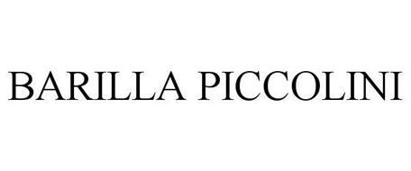 BARILLA PICCOLINI