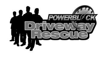 POWERBLOCK DRIVEWAY RESCUE