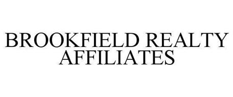 BROOKFIELD REALTY AFFILIATES