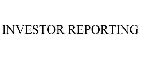 INVESTOR REPORTING
