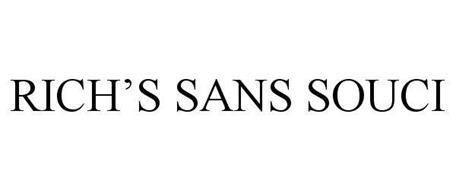 RICH'S SANS SOUCI