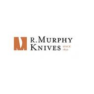 M, R. MURPHY KNIVES, SINCE 1850
