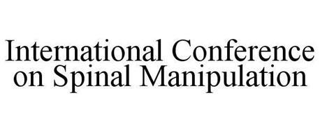 INTERNATIONAL CONFERENCE ON SPINAL MANIPULATION