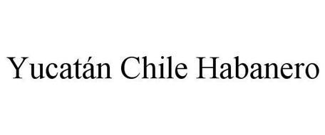 YUCATÁN CHILE HABANERO