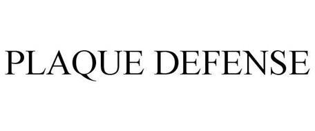 PLAQUE DEFENSE