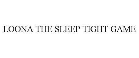 LOONA THE SLEEP TIGHT GAME