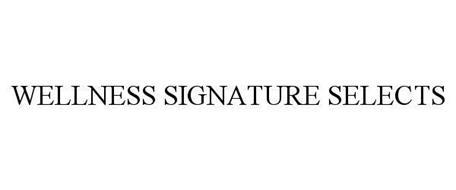WELLNESS SIGNATURE SELECTS