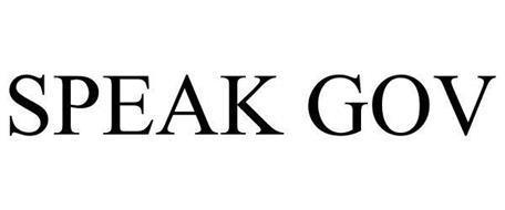 SPEAK GOV