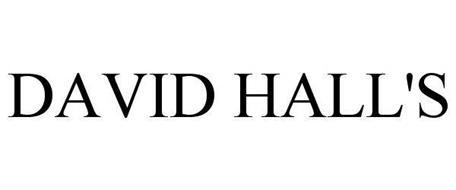 DAVID HALL'S