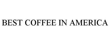 BEST COFFEE IN AMERICA