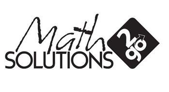 MATH SOLUTIONS 2GO