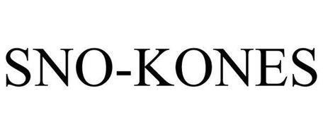 SNO-KONES