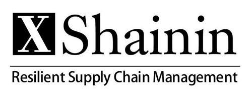 X SHAININ RESILIENT SUPPLY CHAIN MANAGEMENT