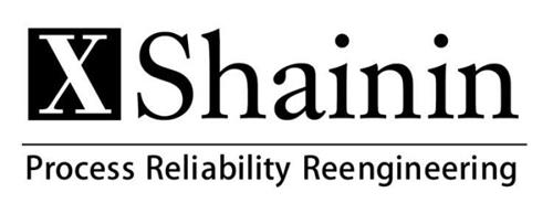 X SHAININ PROCESS RELIABILITY REENGINEERING
