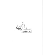 HPR HIGH-PERFORMANCE RETINOID