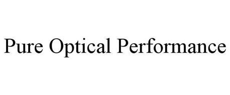 PURE OPTICAL PERFORMANCE