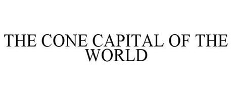 THE CONE CAPITAL OF THE WORLD