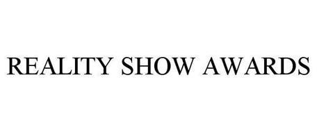 REALITY SHOW AWARDS