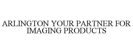 ARLINGTON YOUR PARTNER FOR IMAGING PRODUCTS