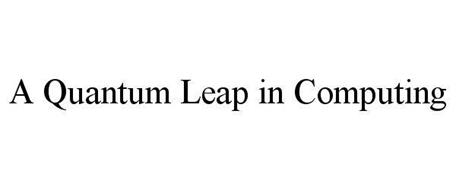 A QUANTUM LEAP IN COMPUTING