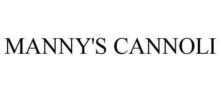 MANNY'S CANNOLI