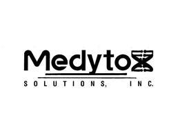 MEDYTOX SOLUTIONS INC