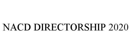 NACD DIRECTORSHIP 2020