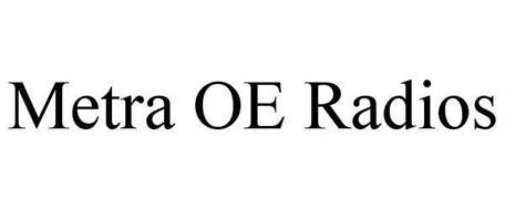 METRA OE RADIOS