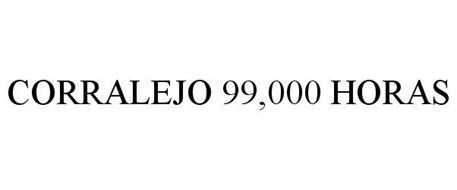 CORRALEJO 99,000 HORAS