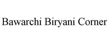 BAWARCHI BIRYANI CORNER