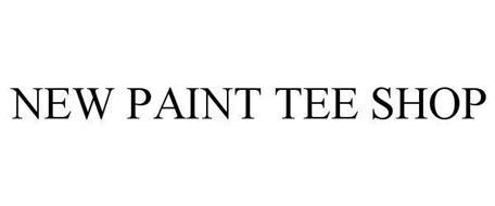 NEW PAINT TEE SHOP