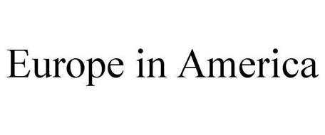 EUROPE IN AMERICA