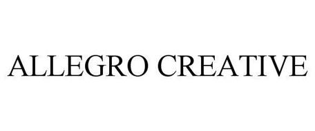 ALLEGRO CREATIVE