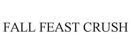 FALL FEAST CRUSH