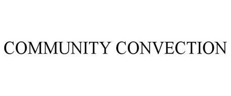 COMMUNITY CONVECTION
