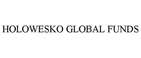 HOLOWESKO GLOBAL FUNDS