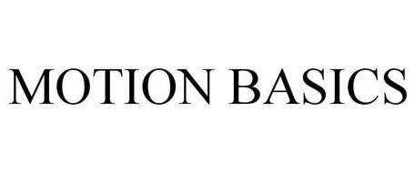 MOTION BASICS