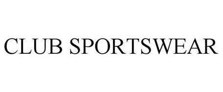 CLUB SPORTSWEAR